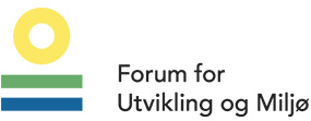 forum for miljoe og utvikling