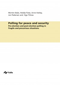 Polling for peace and security