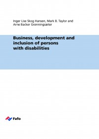 Business, development and inclusion of persons with disabilities