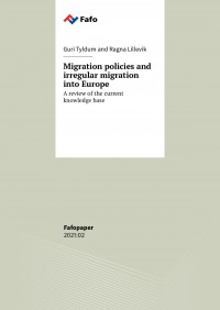 Migration policies and irregular migration into Europe