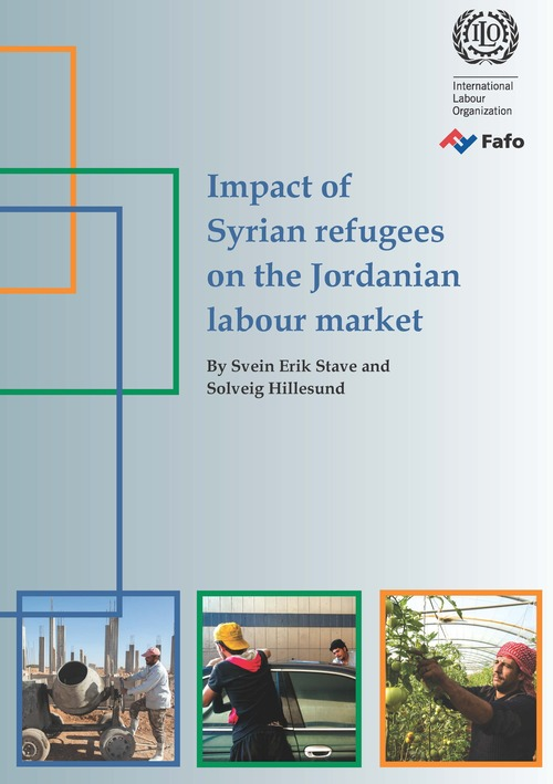 Impact of Syrian refugees on the Jordanian labour market