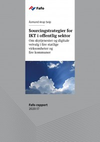 Sourcingstrategier for  IKT i offentlig sektor