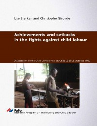 Achievements and setbacks in the fights against child labour
