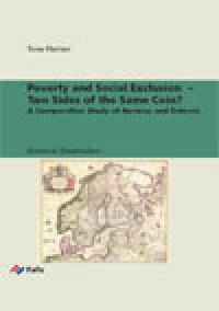 Poverty and Social Exclusion – Two Sides of the Same Coin?