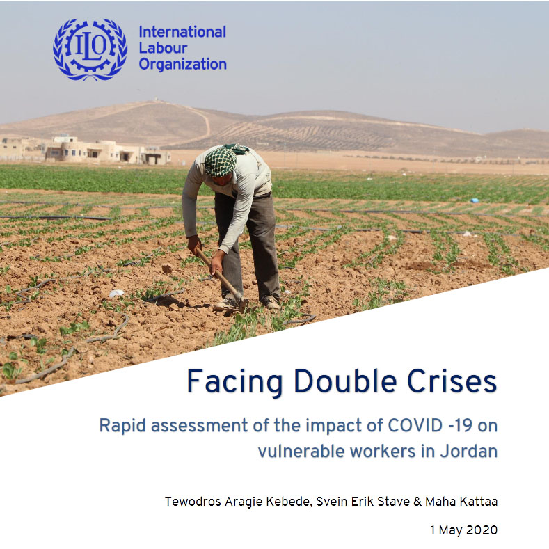 New report: Vulnerable workers in Jordan hit hard by COVID-19