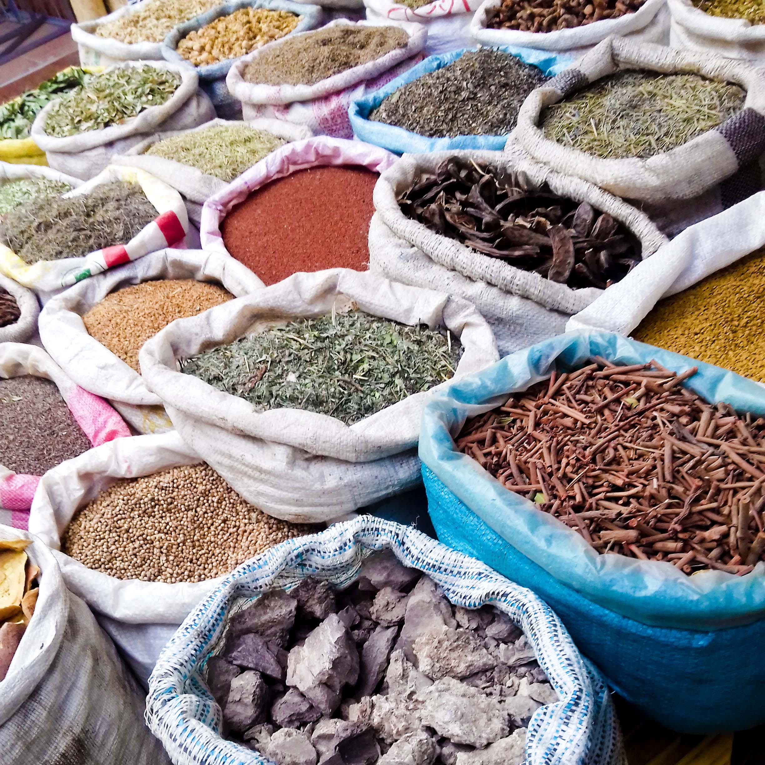 Exploration of home-grown nutritional supplements in Ethiopia