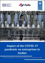 Impact of the COVID-19 pandemic on enterprises in Jordan