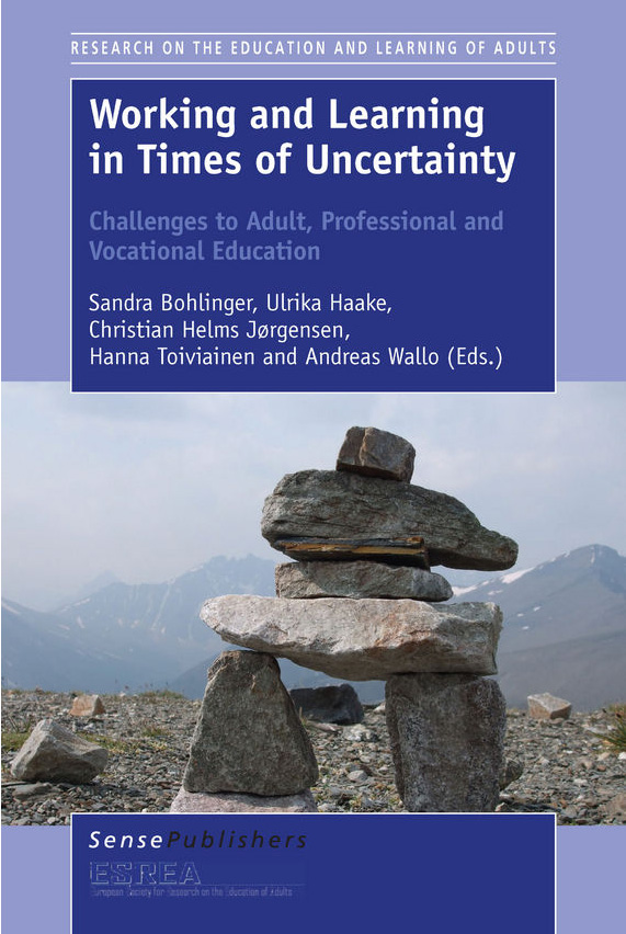 New book about working and learning in times of uncertainty